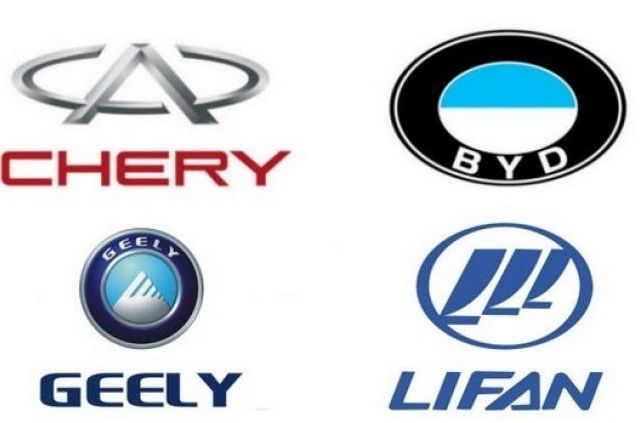 Запчасти CHERY, LIFAN, GEELY, BYD